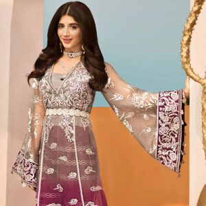 Gulaal Embroidered Velvet Wedding Edition